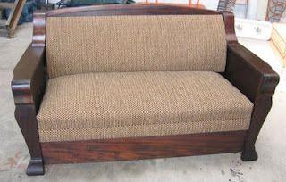 Antique Davenport Sleeper Sofa Perfect For Lazy Afternoons Vintage Sofa Sleeper Sofa Davenport Sofa