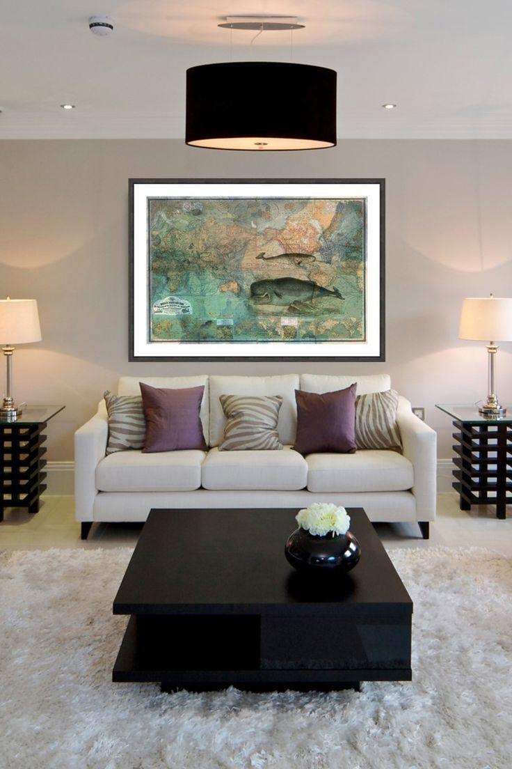 Living Room Interior Design Pdf: Home And Living, Home Design