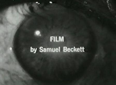 Samuel Beckett S Film Power Perception And Paranoia Samuel Beckett Film Paranoia