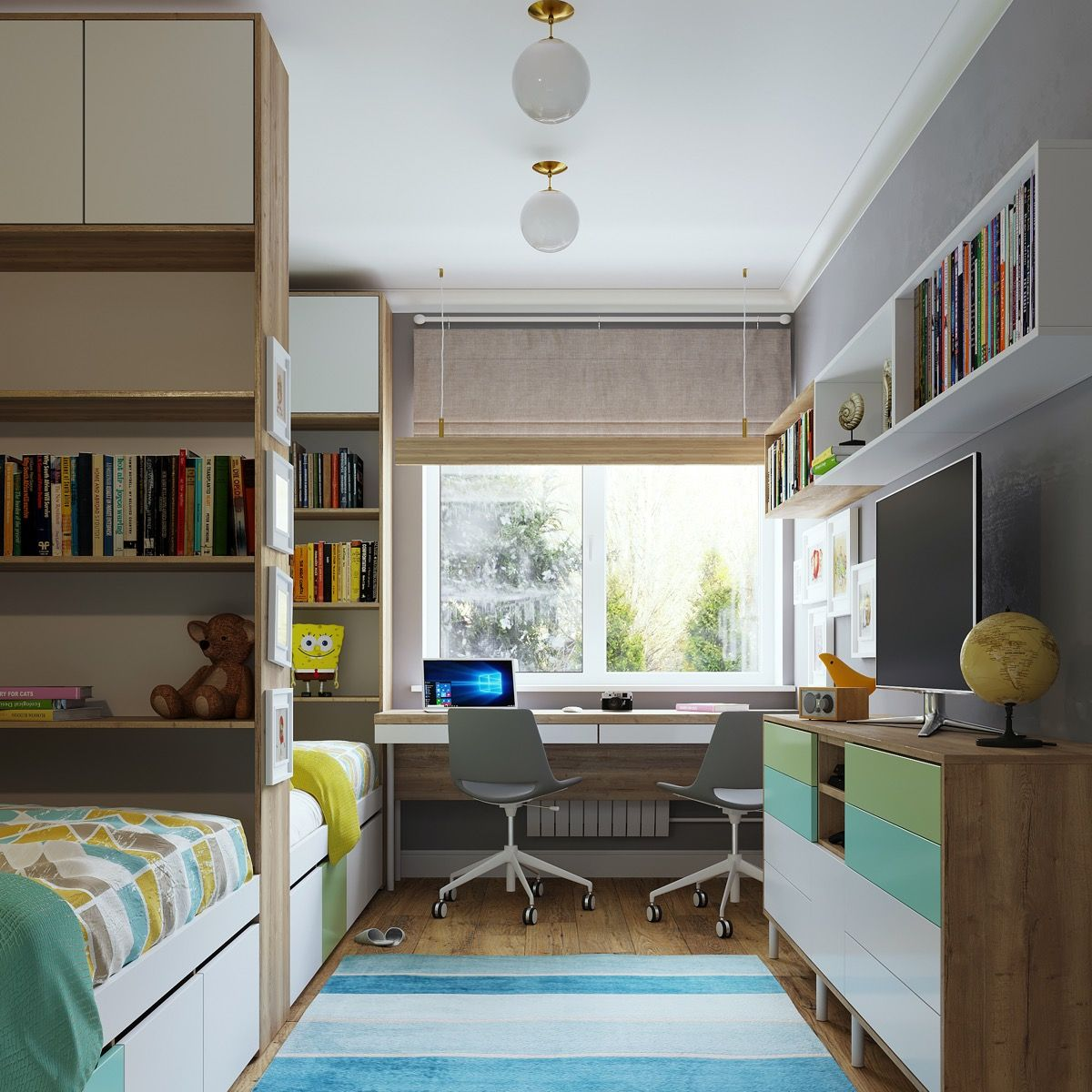 53 inspirational kids study space designs and tips you can copy rh pinterest com