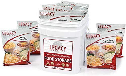 Amazing Offer On Emergency Survival Food Storage 60 Large