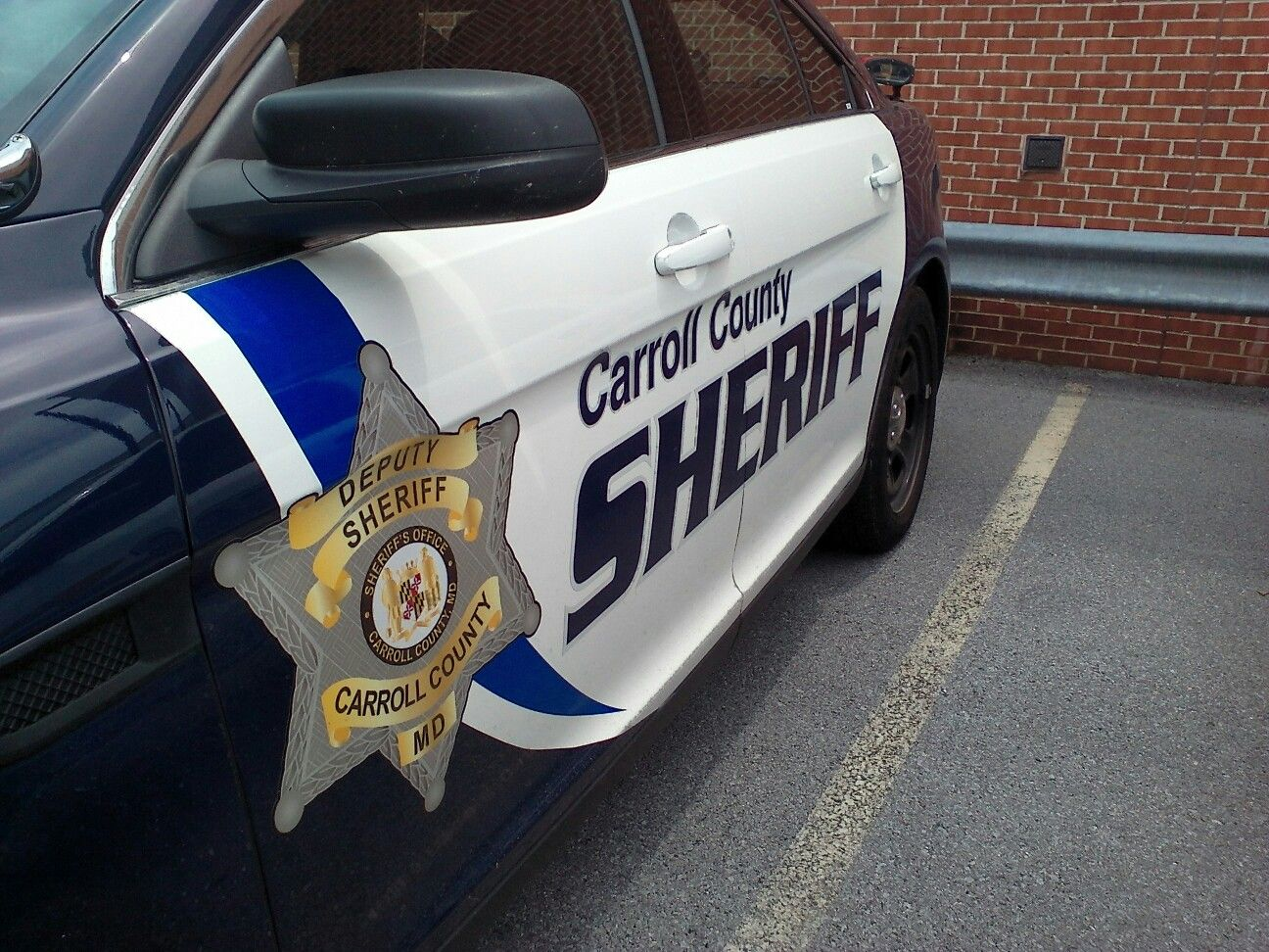 Carroll County Sheriff New Ford Taurus Carroll County Carroll