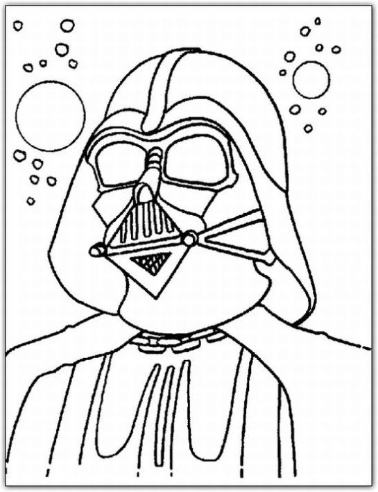 Star Wars Coloring Pages Online | Free Coloring | Pinterest | Free ...