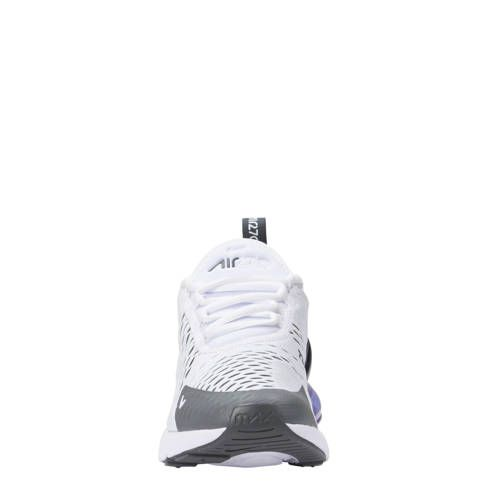 Nike Air Max 270 sneakers witgrijs Nike air max, Nike air