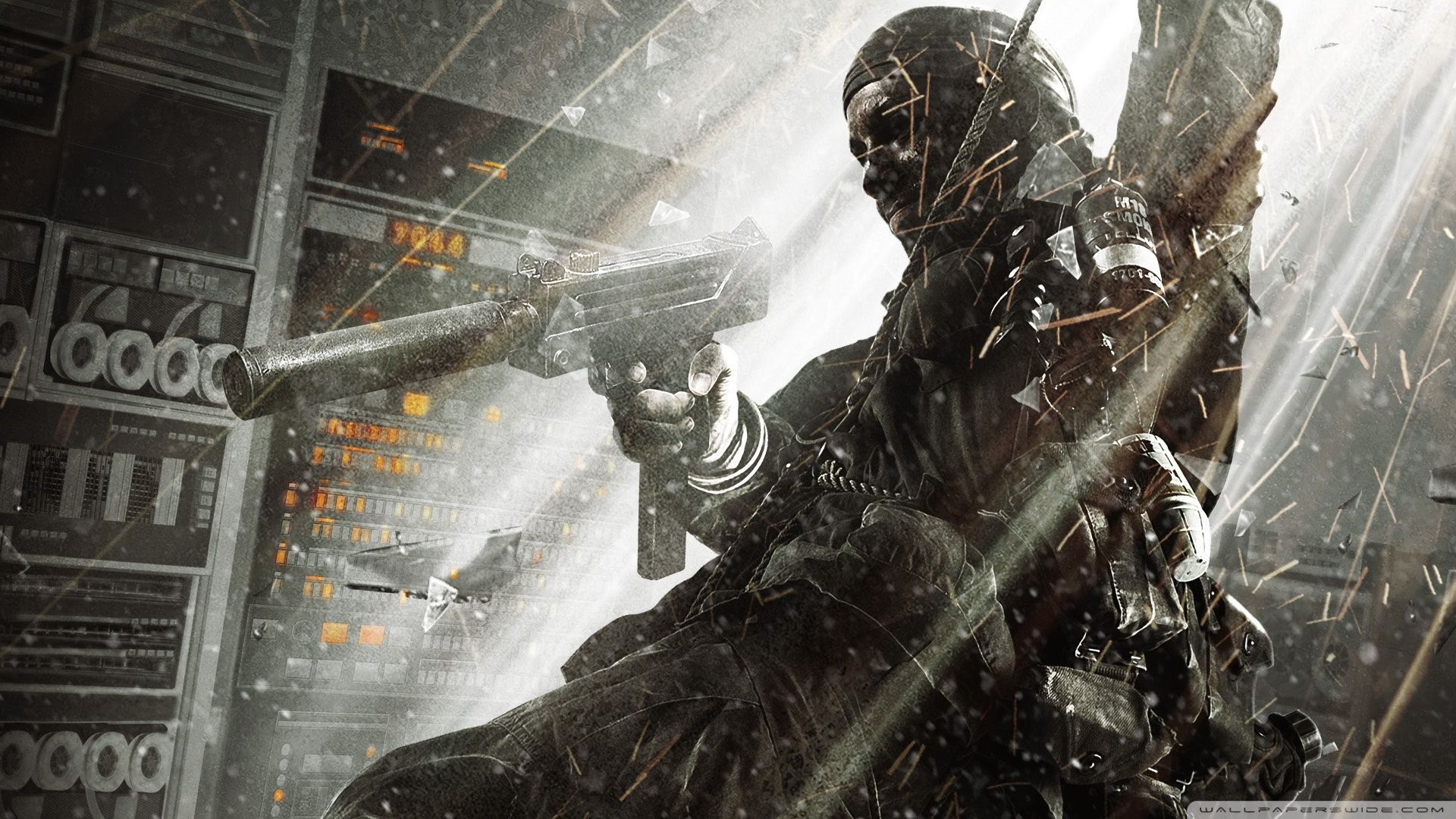 call of duty black ops zombies wallpaper