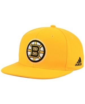 27b0f82751c ADIDAS ORIGINALS ADIDAS BOSTON BRUINS CORE SNAPBACK CAP.  adidasoriginals