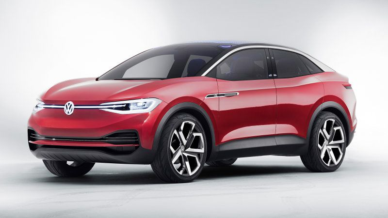 Vw I D Crozz Crossover Ev Will Enter Production For 2020 Volkswagen Suv Prices Electric Cars
