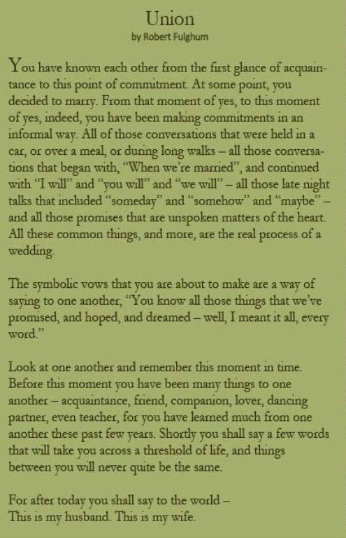 Pin by Emma Bryant on wedding vows   Pinterest   Weddings, Wedding ...