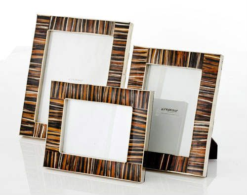 Airedelsur Capa Photo Frames - Handmade in Argentina. Shop at Treluxe.com