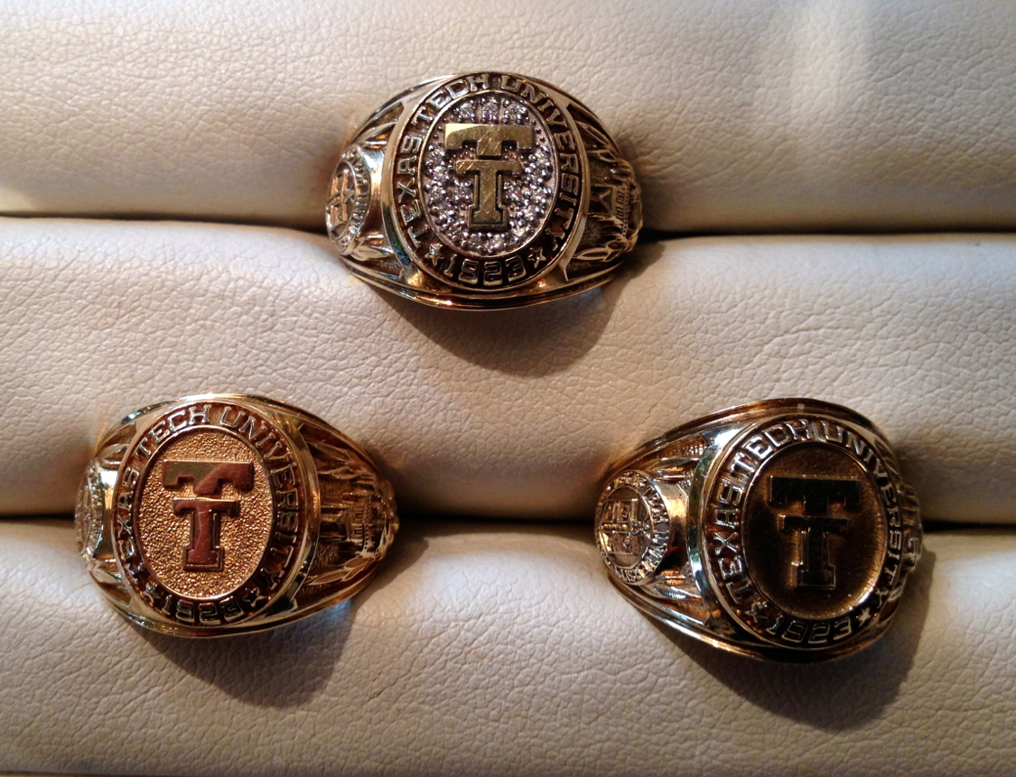 Aggie ring wraps