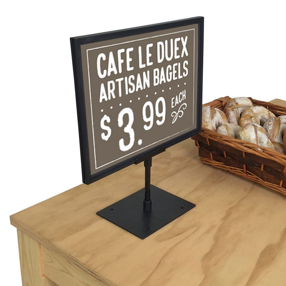 Bakery Countertop Sign Holder Great