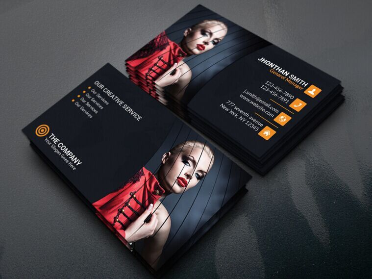 Top New Business Card Mockup Templates For Free Download 365 Web Photography Business Cards Template Free Business Card Templates Photography Business Cards