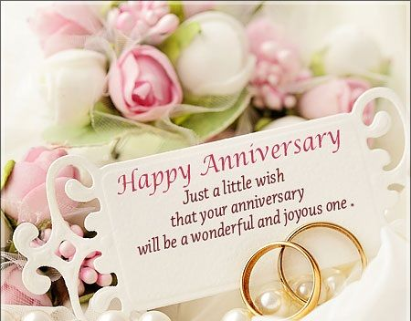 Happy Anniversary Message  Happy wedding anniversary wishes