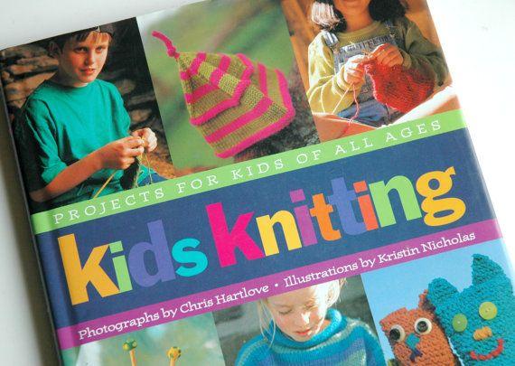 Kids Knitting By Melanie Falick Kids Knitting Book Waldorf
