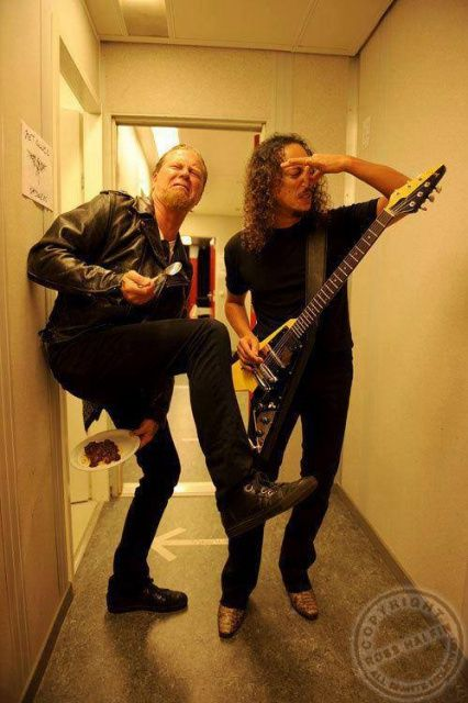 HETFIELD AND HAMMETT