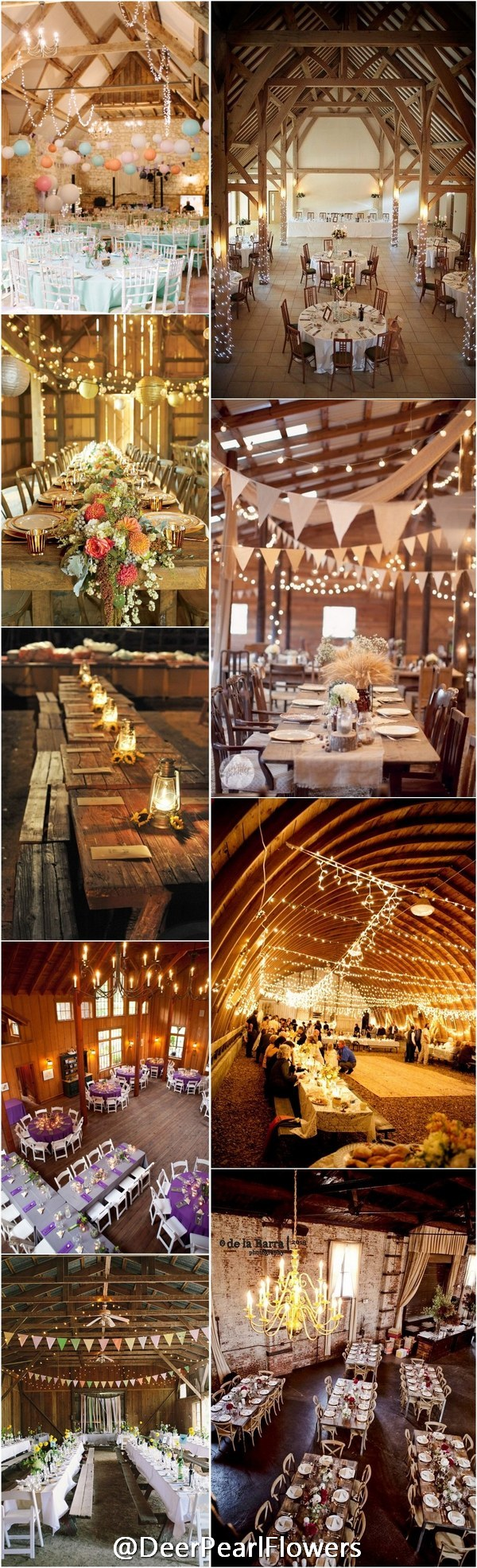 outdoor wedding decoration ideas for fall%0A    Barn Wedding Reception Table Decoration Ideas