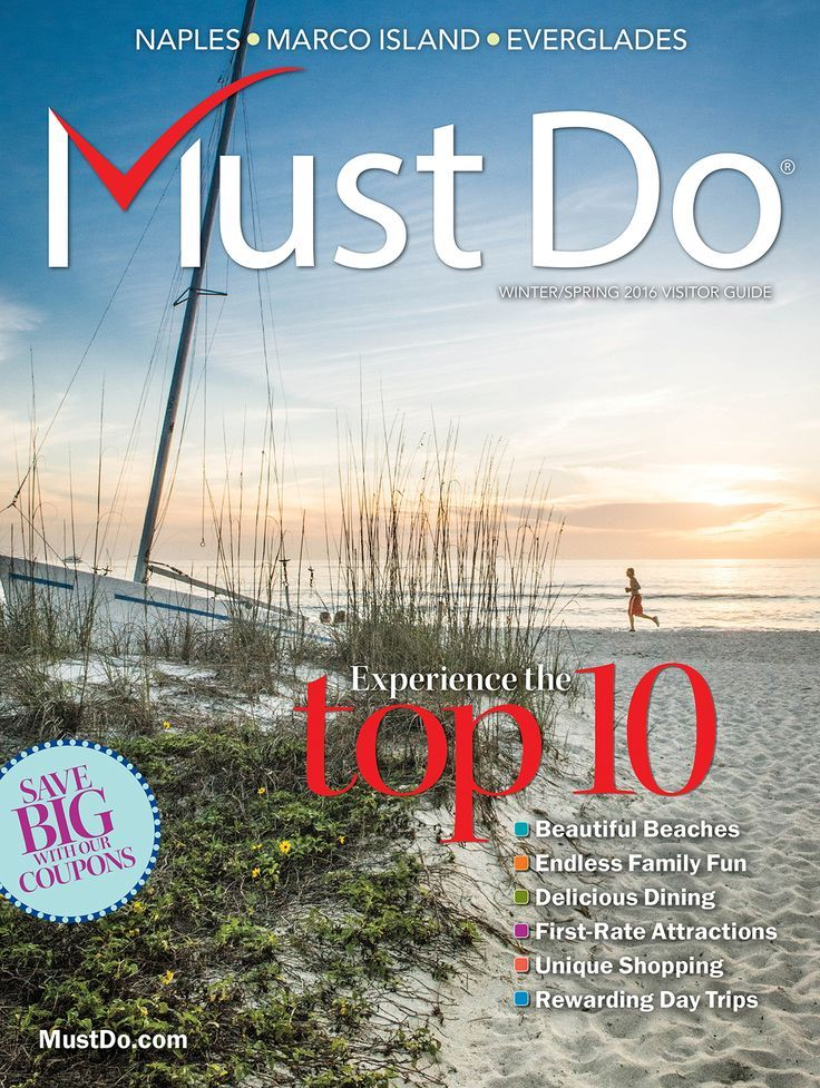 must do visitor guide digital editions naples marco island rh pinterest com what to do in naples florida for a day