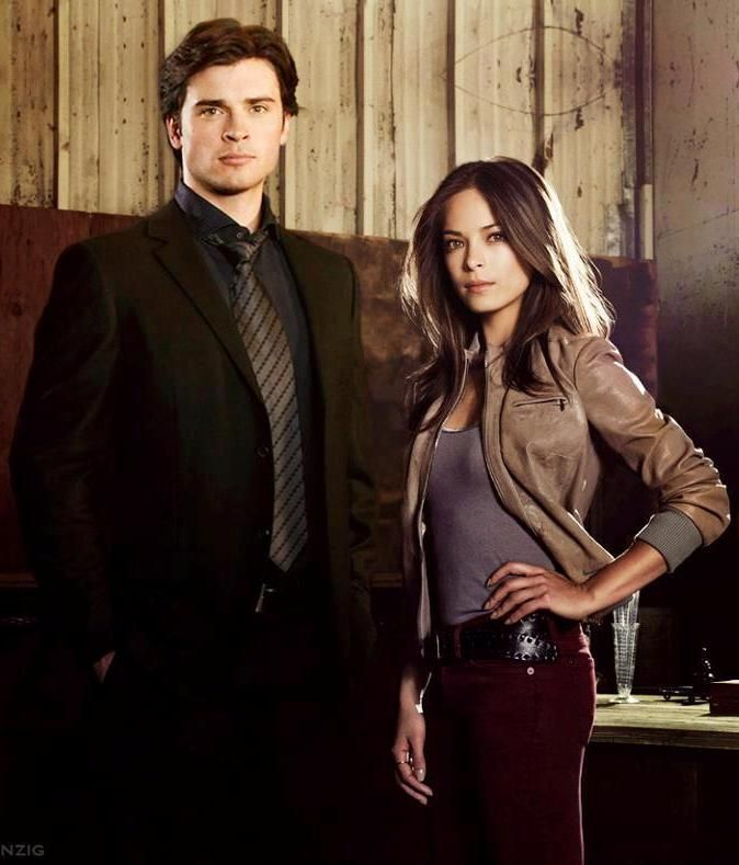 Photo Collection Tom Welling And Kristin