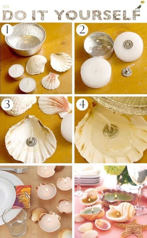 Photo of Easy DIY Gifts For Mom With Seashells #DIYGifts #mothersday #summercrafts