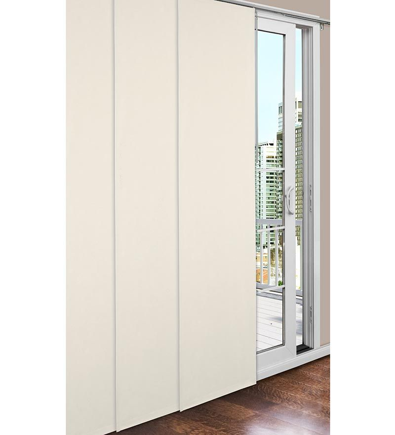 Thermologic Sliding Track Panels For Patio Doors And