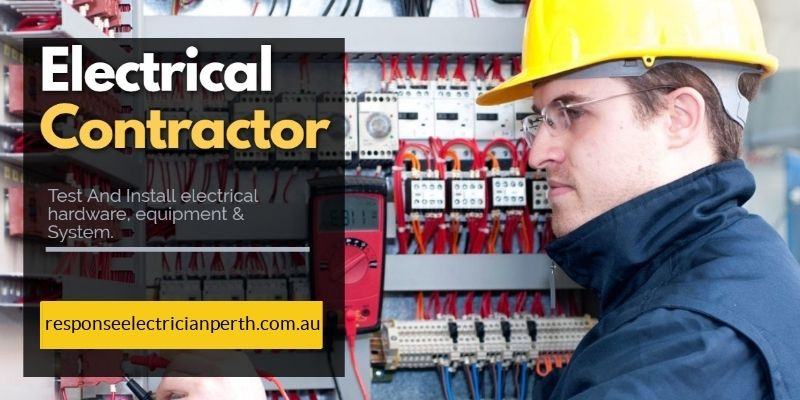 Hiring an Electrical Contractor In Perth Contractors