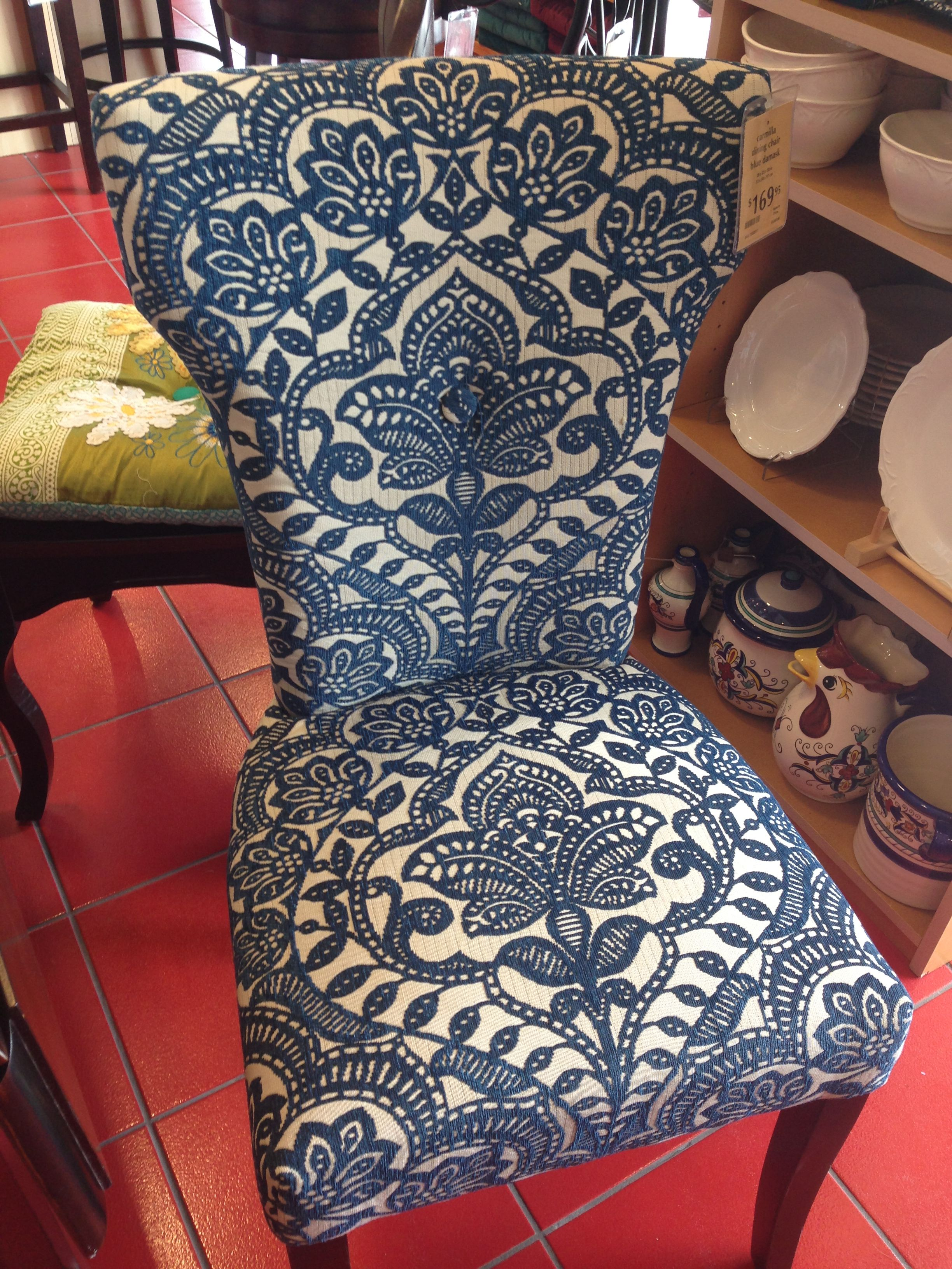 pier 1 living room rugs%0A Pier   dining room chair can reupholster a dining room chair with a  similar oilcloth