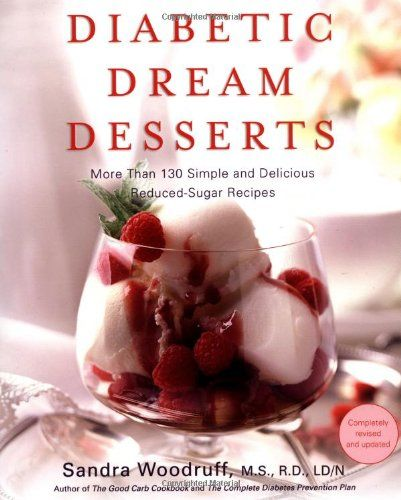 Easy recipes for diabetic desserts