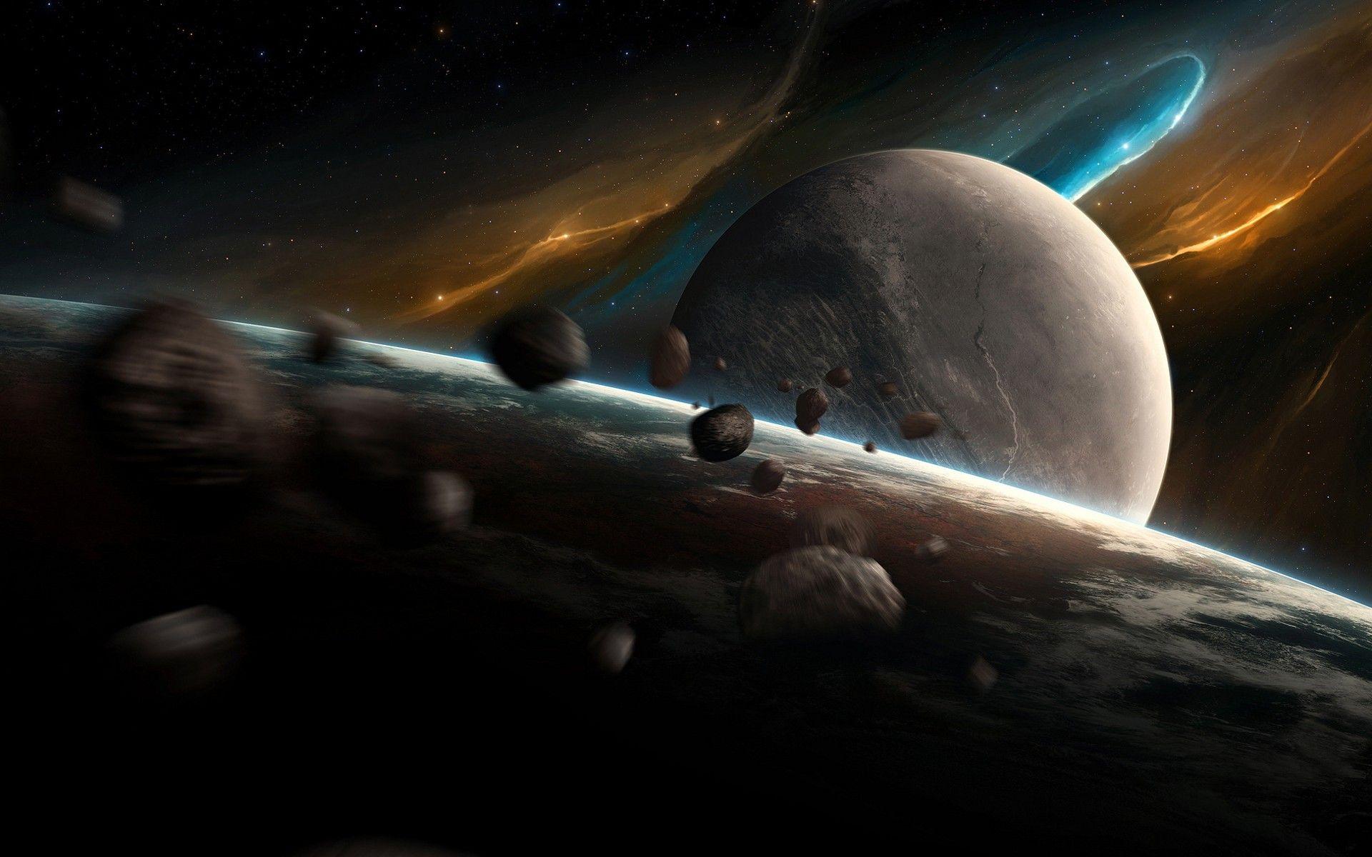 Pin by Jennifer on OuterSpace Fantasy Art Sci fi