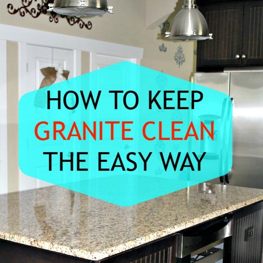Floor Cleaning 101 How To Bring Back The Shine To Dull: How To Keep Your Granite Clean The Easy Way