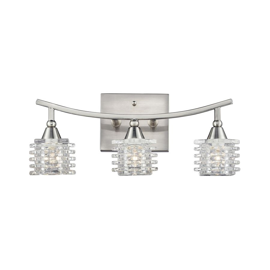 Bathroom Vanity Lighting Guide westmore lighting 3-light scion satin nickel bathroom vanity light