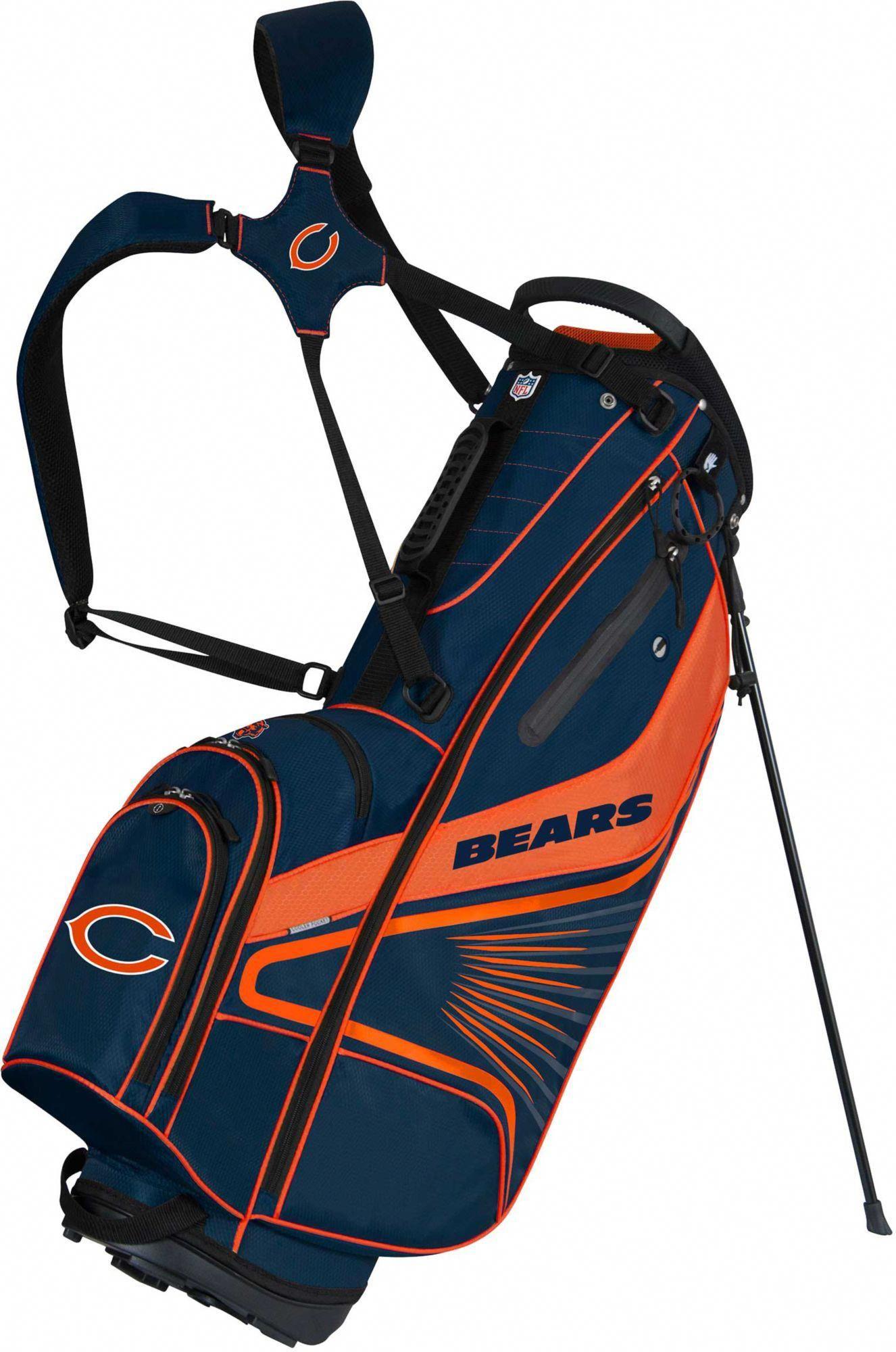 Team Effort Chicago Gridiron Iii Stand Golf Bag Golf