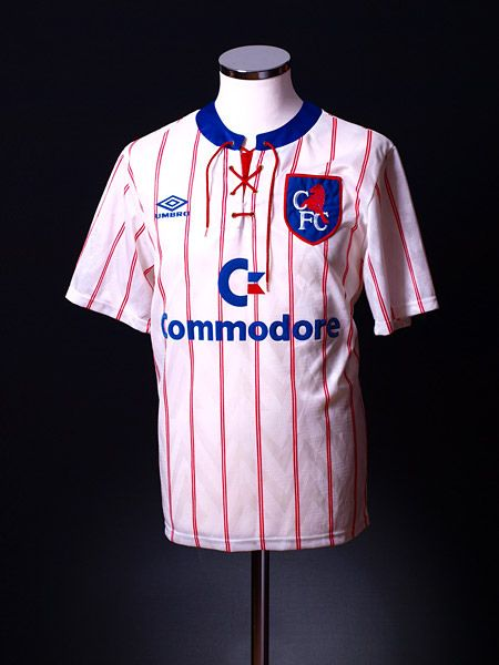 the best attitude ee0f2 5e7bb Chelsea 1992-94 Umbro Away Shirt | Match shirts | Chelsea ...