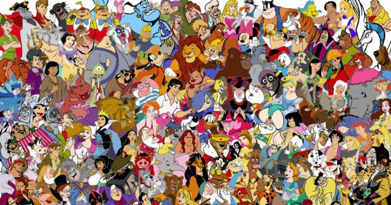 What is your favorite disney character Disney character