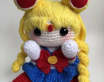 Amigurumi Doll Anime : Mother earthbound amigurumi now with free basic doll