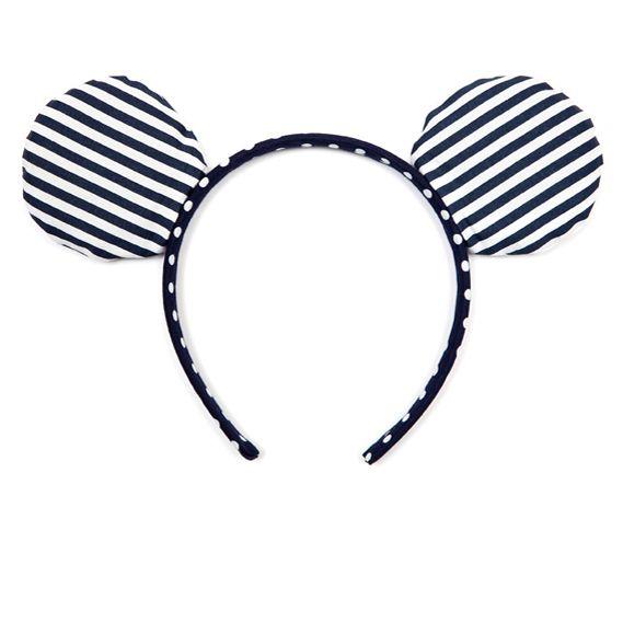 Minnie mouse ears headband <3