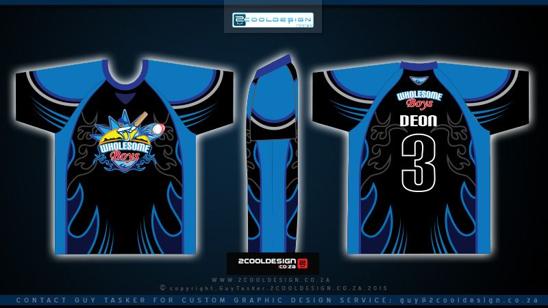 Cool Team Shirt Designs