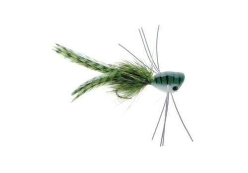 BASS POPPER WITH LEGS