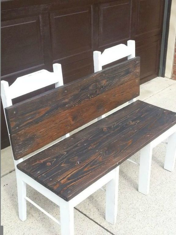 10 surprising ways to turn old furniture into extra seating in 2019 rh pinterest com