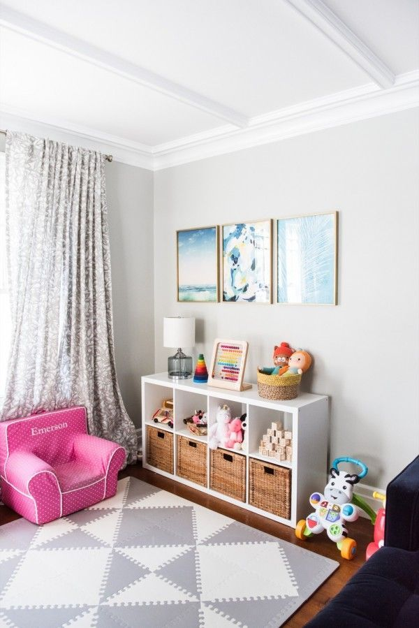 Modern Playroom Ideas from cydconverse Kids