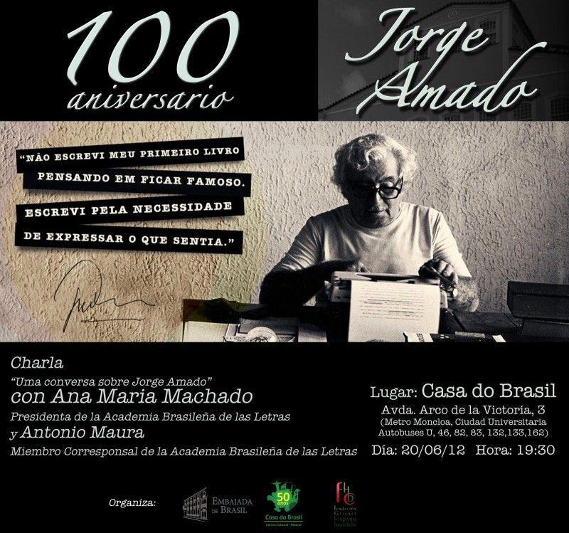 Jorge Amado - Casa do Brasil
