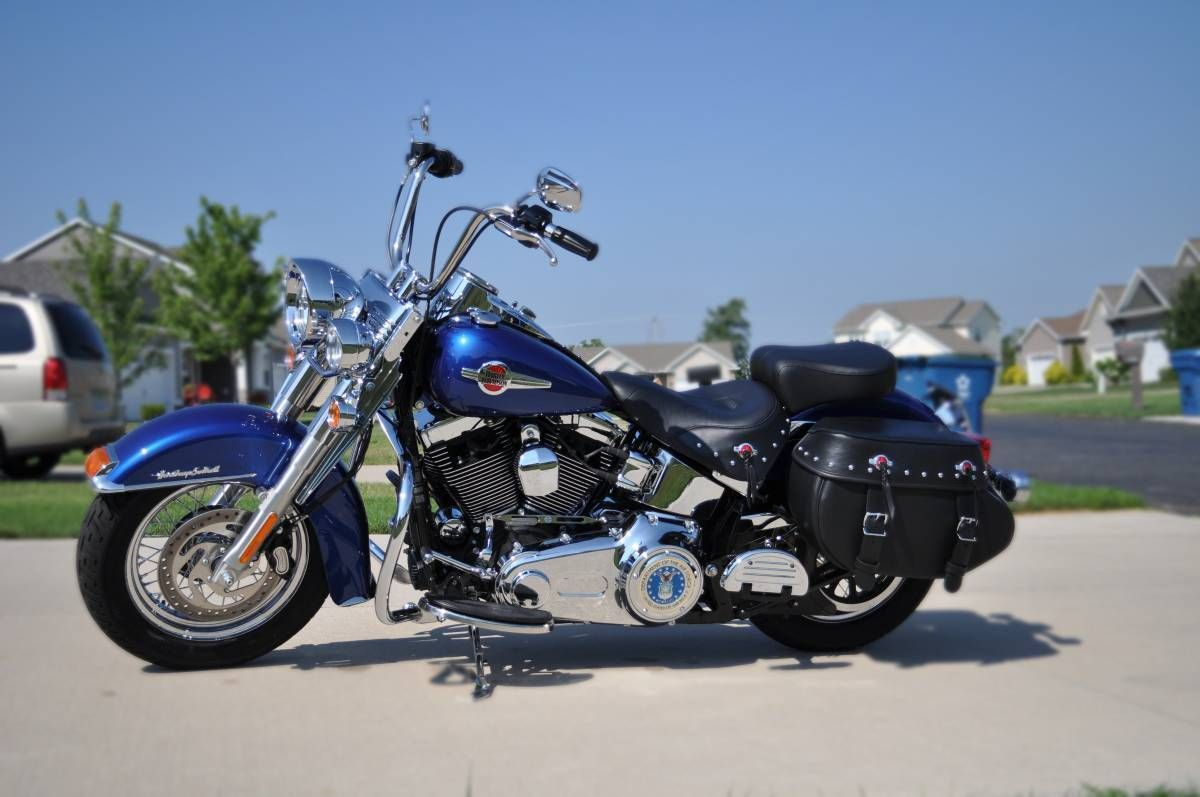 2015 Heritage Softail Harley Davidson Clic Ebay 2017