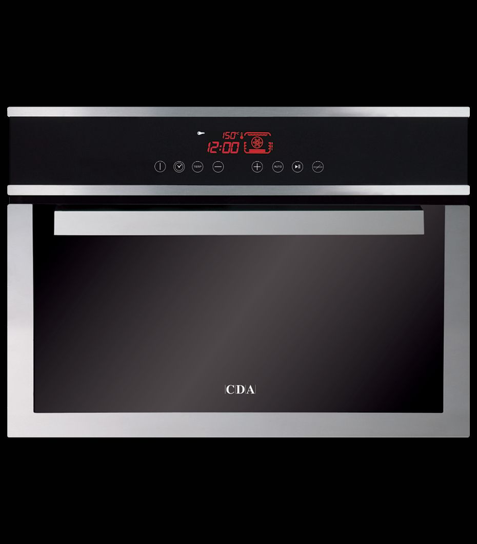 Compact Combination Microwave Grill And Fan Oven Fits In Narrow E