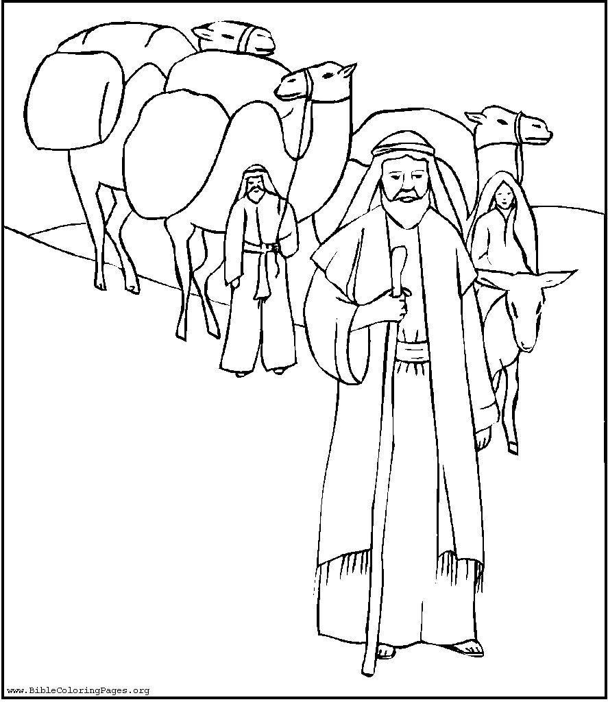 bible coloring pages levites - photo#3