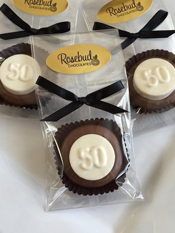 12 number fifty chocolate covered oreo cookies 50 candy party rh pinterest com