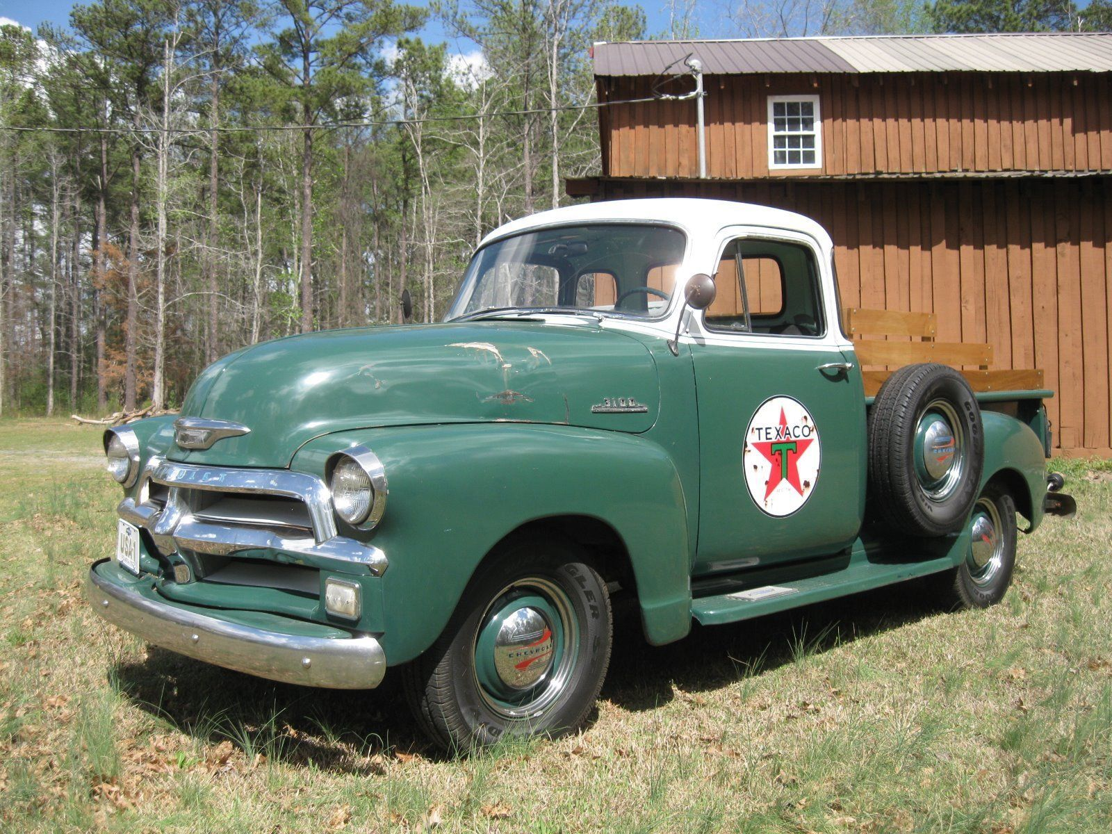 Rust Free 1954 Chevrolet Pickup with low miles | Vintage trucks for ...