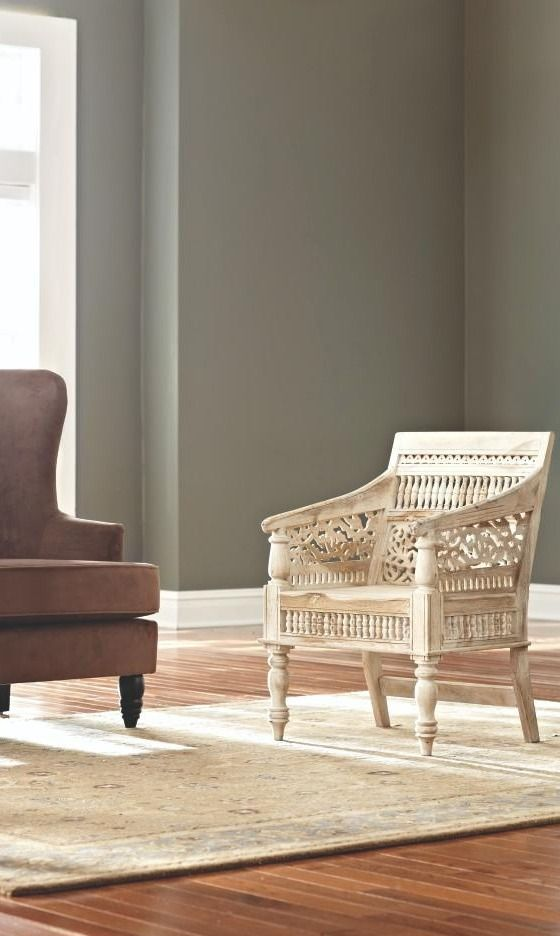 Our Maharaja Chair is the staple accent