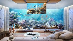 THE FLOATING SEAHORSE - LE CASE GALLEGGIANTI IMMERSE NELL'OCEANO