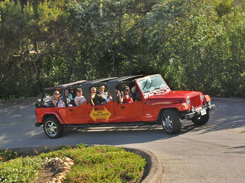 DeeTours –City and Wine Tours in One-Of-A-Kind Jeep Limo - Visit Santa Barbara