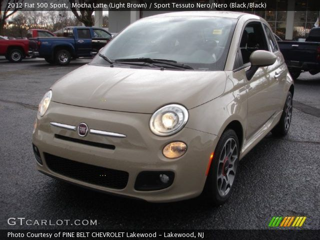 Fiat Mocha Latte This Is My Car I Have To Have It Mocha