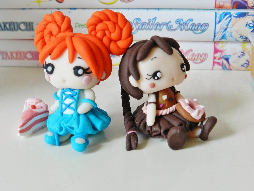 chocolate_and_mermaid_dolls__fimo__by_nekoisy-d6e5e92.jpg 1.024×768 pixel